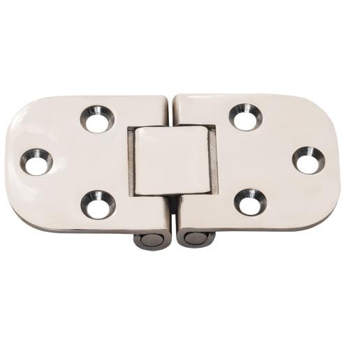 """Whitecap Flush Mount 2-Pin Hinge - 304 Stainless Steel - 3"""" x 1-1\/2"""" [S-3700]"""