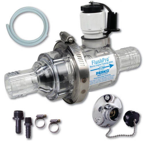 "Perko Flush Pro Valve Kit - 1-1\/4"" [0457DP7]"