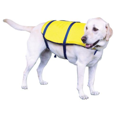 Onyx Nylon Pet Vest - X-Large - Yellow [157000-300-050-12]