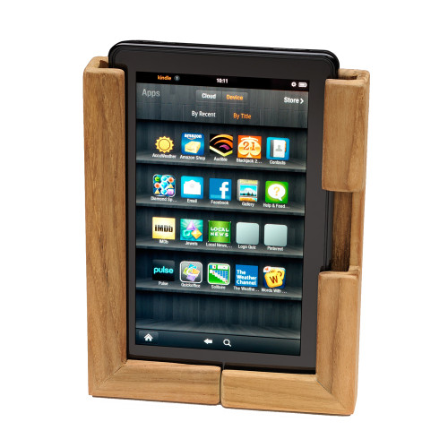 Whitecap Teak Adjustable Tablet Rack [65856]