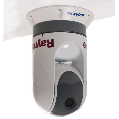 "Seaview 1.5"" Thermal Camera Top Down Riser Mounts Veritcal or Upside Down f\/FLIR M-Series & Raymarine T-Series [FTDR-2]"