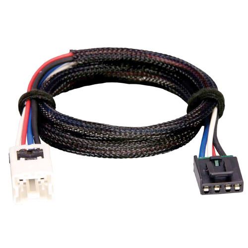 Tekonsha Brake Control Wiring Adapter - 2 Plug - fits Nissan, Infiniti [3050-P]