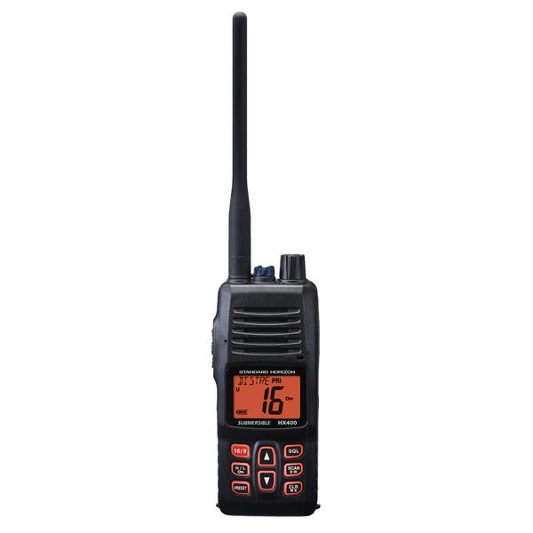 Standard Horizon HX400IS Handheld VHF - Intrinsically Safe - *Case of 20* [HX400ISCASE]