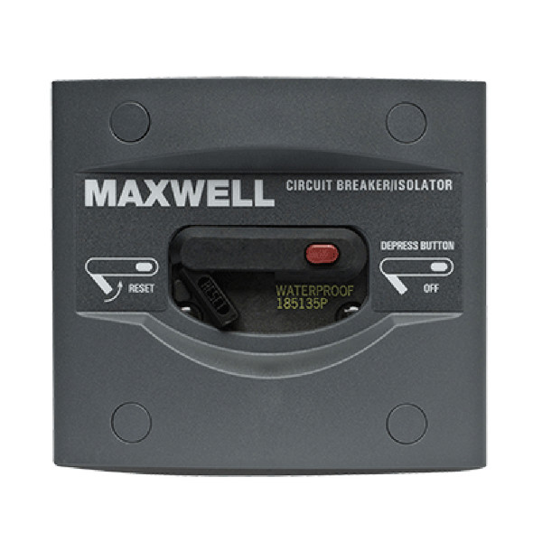 Maxwell 135Amp 12\/24V Windlass Isolator [P100791]