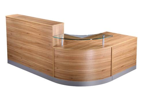 NCT Reception Desk
