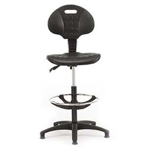 Industrial High Level Work Chair (FOG)