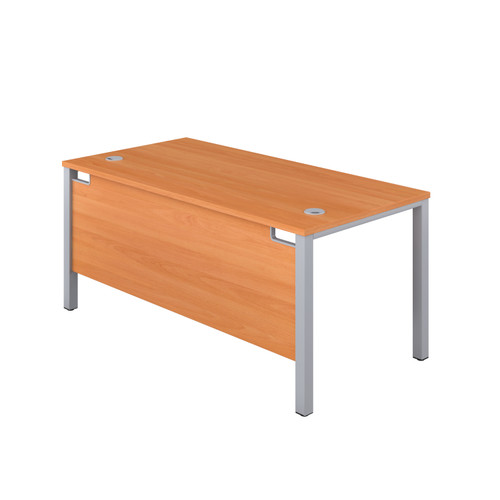 Sorrento Goal-Post Rectangular Desk - 800mm