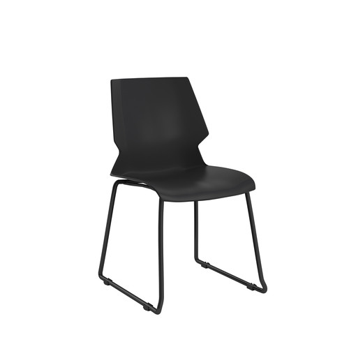 Titan Uni Skid Breakout Cafe Bistro Chair