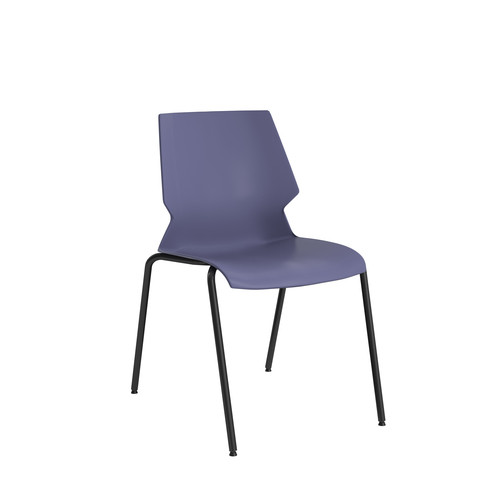 Titan Uni 4 Leg Cafe Bistro Chair