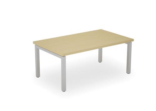 Bench Squared Rectangular Desk Table 1000mm