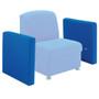 Glacier Reception Chair Arm