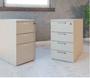 Comfort Desk High Pedestal