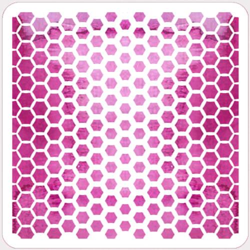 Honeycomb Fade