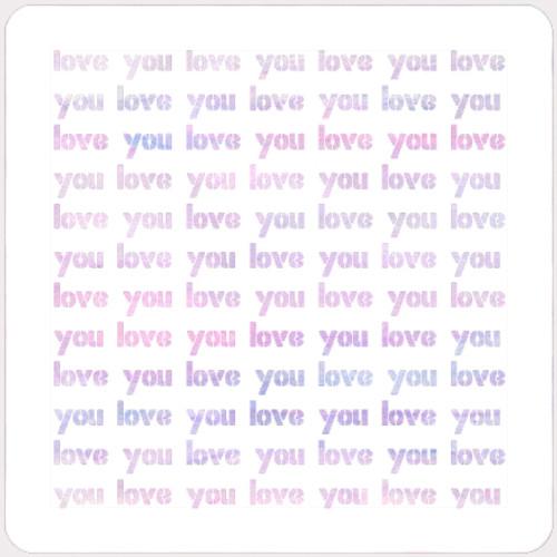 017126 - Love You