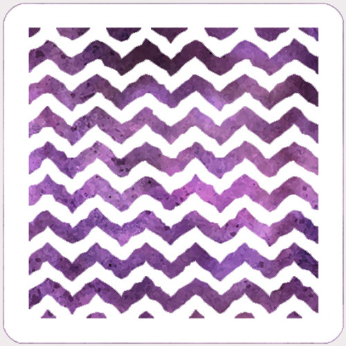 017127 - Melting Chevron