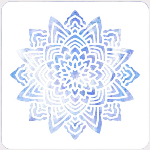 017135 - Snowflake Flower