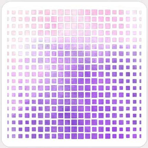 017137 - Square Fade