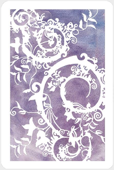 017153 - Gothic Swirl