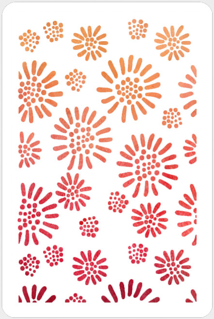 017163 - Sunny Flowers