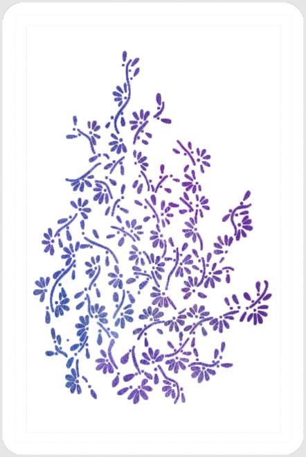 017166 - Wispy Vines