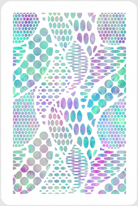 017167 - Zentangle Dots