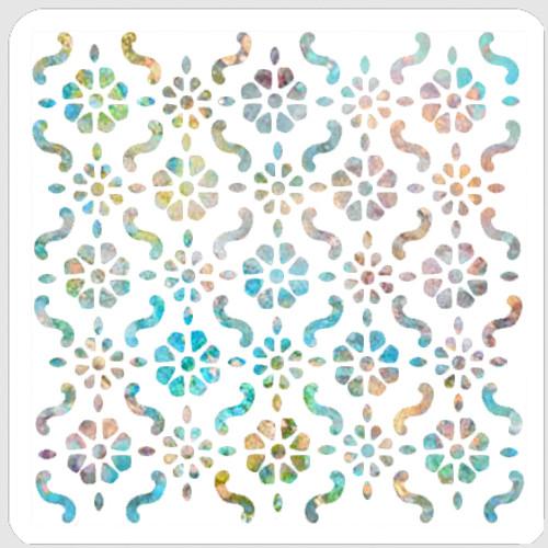 017182 - Teacup Flowers