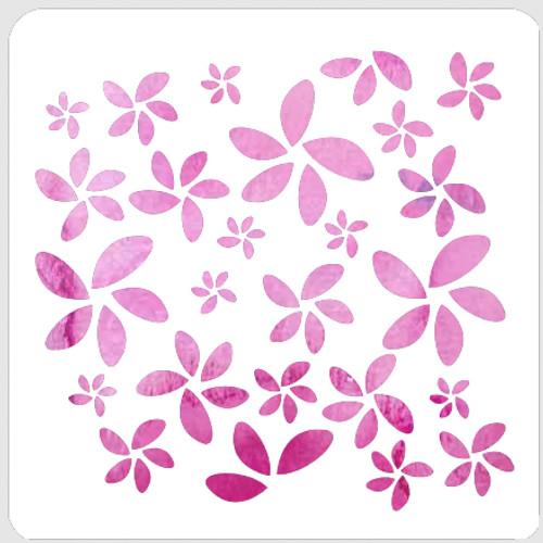 017189 - Pinwheel Petals