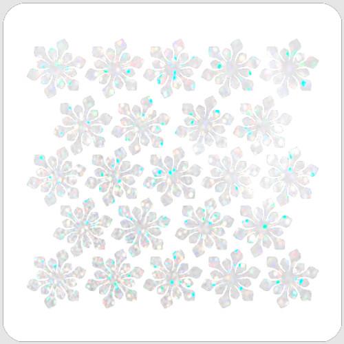 017198 - Snowflakes