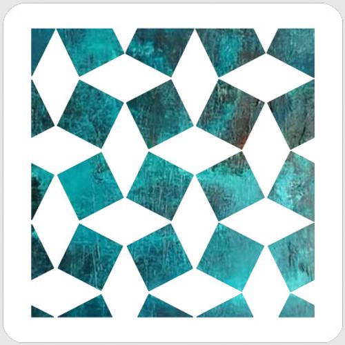017201 - Tilting Squares