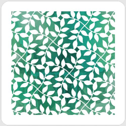 017204 - Leaf Lattice