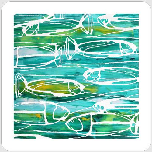017215 - Primitive Fish
