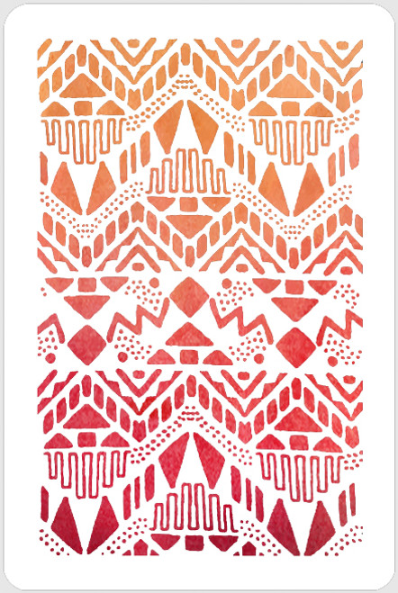 017216 - Tribal Blanket