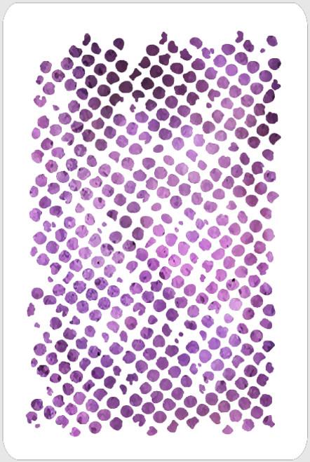 017229 - Messy Dot Grid