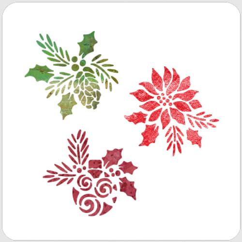 017233 - Christmas Trio