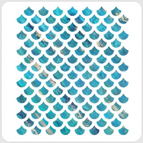 017237 - Mermaid Scales