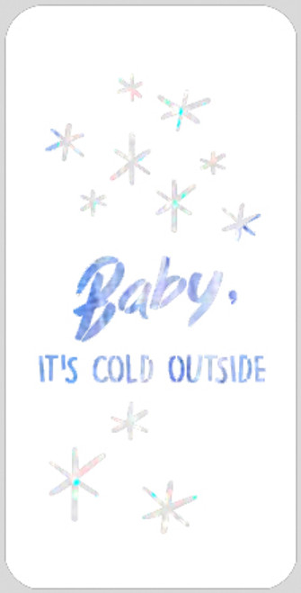 M7121 - Baby It's Cold