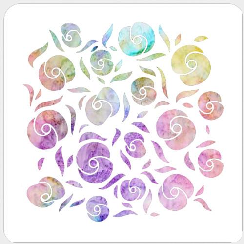 018170 - Poufy Flowers