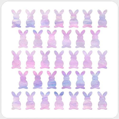 018210 Bunch Of Bunnies