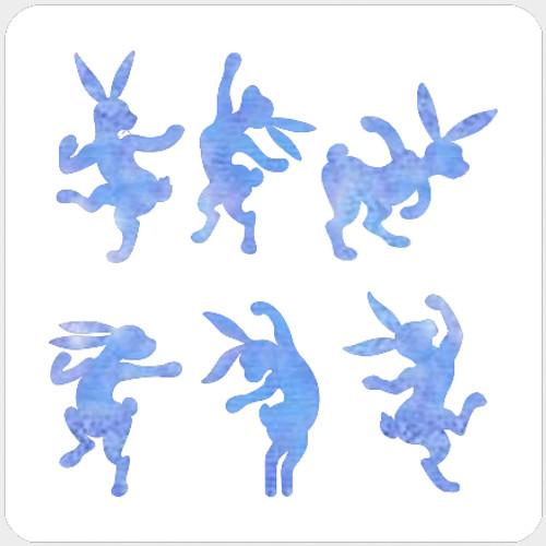 018211 Bunny Dance