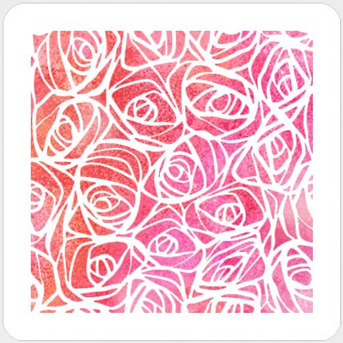 018148 - Scribble Rose