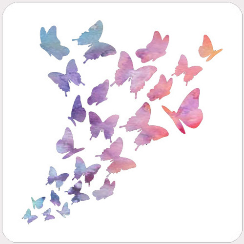 018139 - Butterfly Flight