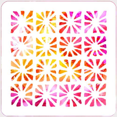018129 - Batik Squares