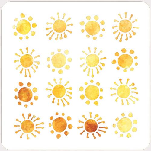 018176 - Fun Suns