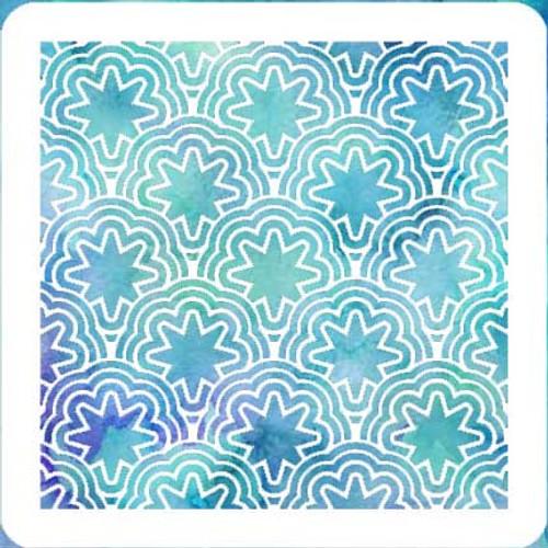Starry Ruffles