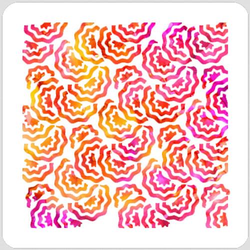 018151 - Fiesta Swirls