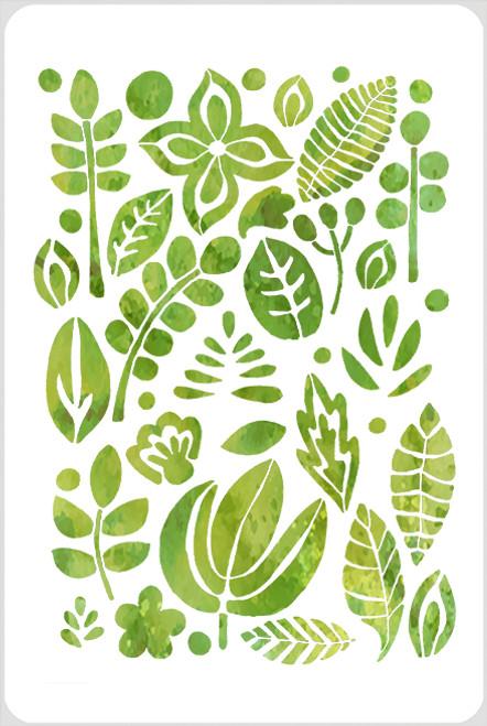 018183 - Mixed Foliage