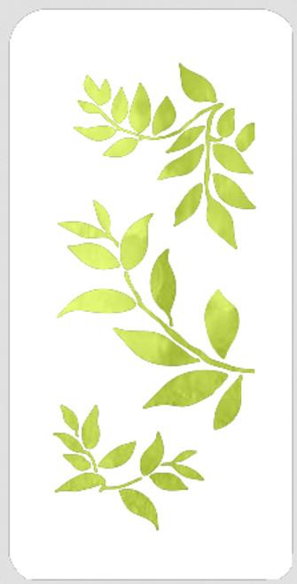 M8112 - Leaf Sprigs