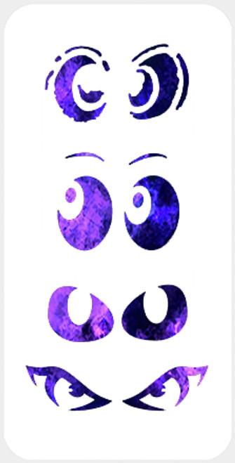 M8132 - Spooky Eyes