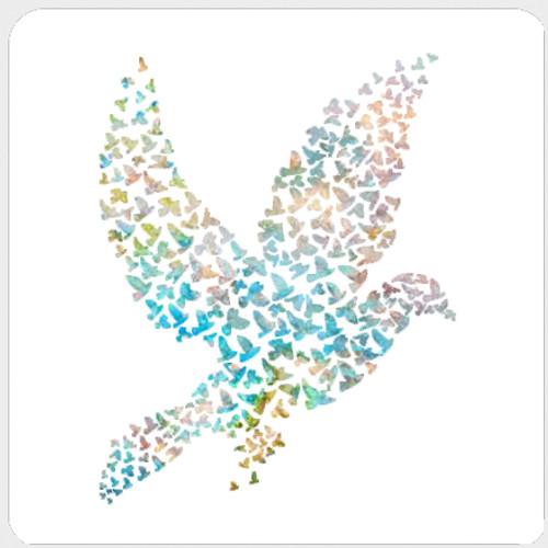 018182 - Peace Dove