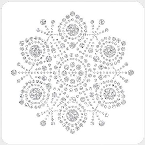 018202 - Dot Snowflake